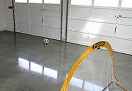 Concrete Polishing Mountain View Garage